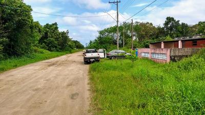 Terreno Em Avenida Com 380 Metros Itanhaém Litoral De Sp