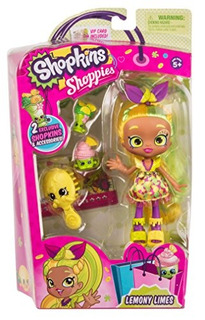 Shopkins Shoppies Doll Doll Single Pack Lemony Limes
