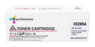 Tóner Generico Ce285a Para Impresoras Hp P1102w