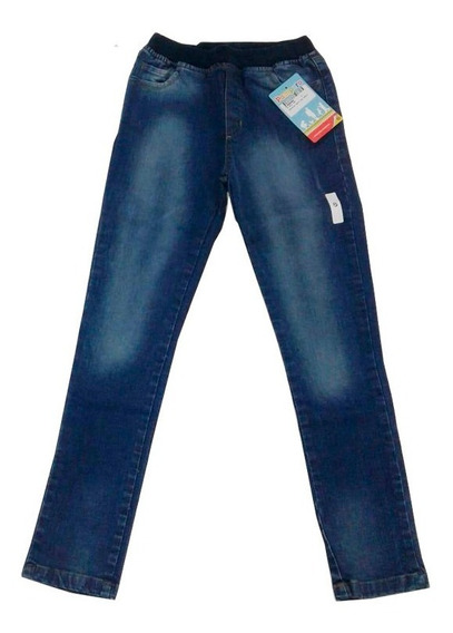 Pantalon Jean Color Azul Marca Pampero Original