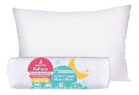Travesseiro Fofura 45 X 65 Santista