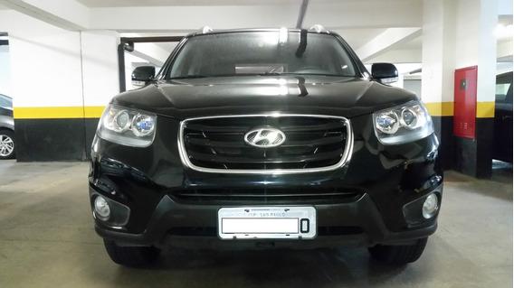 Hyundai Santa Fé 3.5 V6 285hp 5l 2011 Preto
