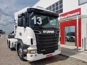 Scania R 440 6x4 2013 = Selectrucks