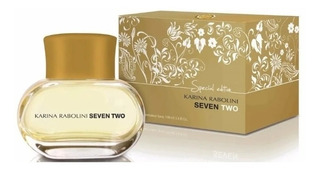 Perfume Seven Two By Karina Rabolini 100ml Edt Mujer Cuotas