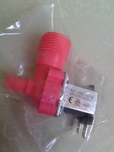 Valvula Ozono,nevera,lavadora Filtro De Agua Universal 110v