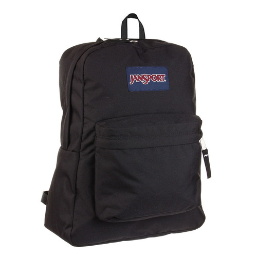 Mochila Jansport Superbreak Black 1353
