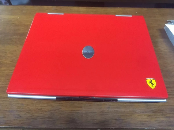 Notebookacerferrari