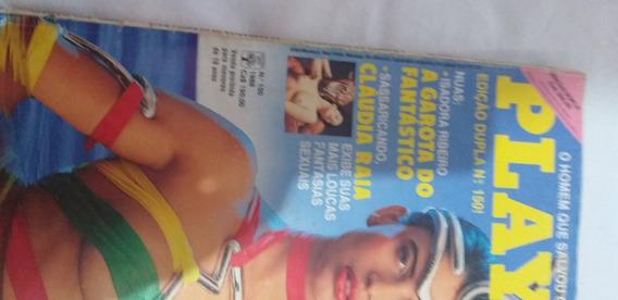 Playboy Isadora Ribeiro Claudia Raia 1988