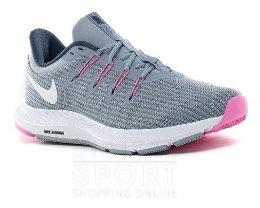 Zapatillas Nike Quest Mujer Running Training Aa7412-402