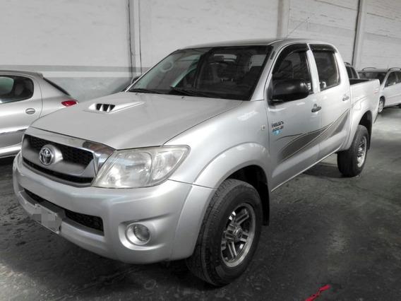 Toyota Hilux 4x2 Cab Dob Sr C/ab 3.0 Tdi