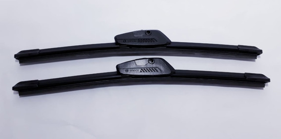 Par Palheta Silicone Troller 14 Polegadas Bosch