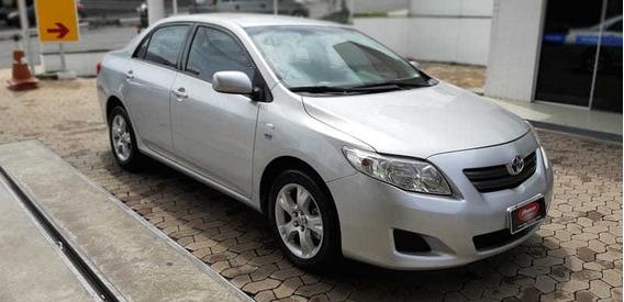 Toyota - Corolla Gli Automático Flex 2010