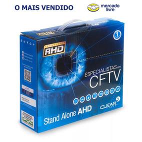 Dvr Stand Alone 4 Canais Clear Ahd Cftv