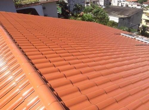 Telhado Colonial Rj.  Compre Na Melhor Empresa Do  Rj