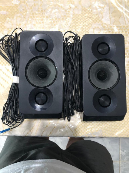 2 Caixas Home Theater Philips Traseira Htd5520x/78