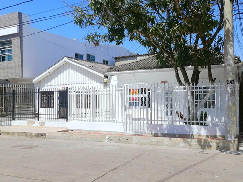 Imagen 1 de 10 de Casa En Venta En Barranquilla Boston
