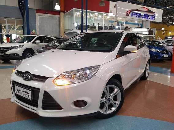 Ford Focus Hatch S 1.6 Flex Manual 2014 Completo!