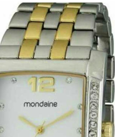 Relógio Feminino Mondaine 94368lpmtbs1 Analógico Quartz