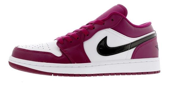 Nike Air Jordan 1 Low Zapatillas Hombre 553558-604-b