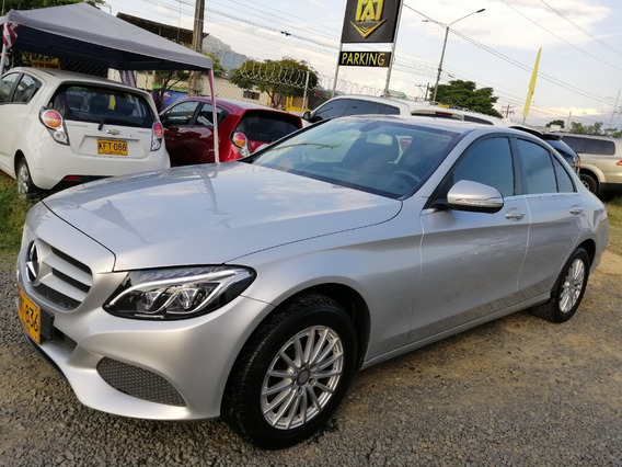 Mercedes-benz Clase C C 180 2015