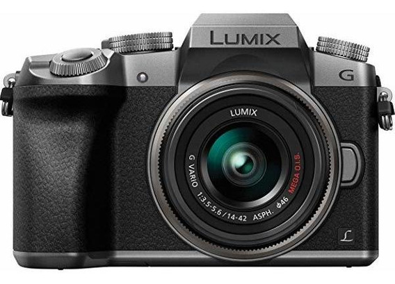 Camara Panasonic Lumix G7 Dmc-g7ks Dslm Mirrorless 4k K 1601