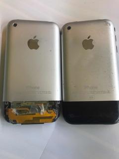 2 iPhone 1era Generación A1203 No Jalan Para Colección