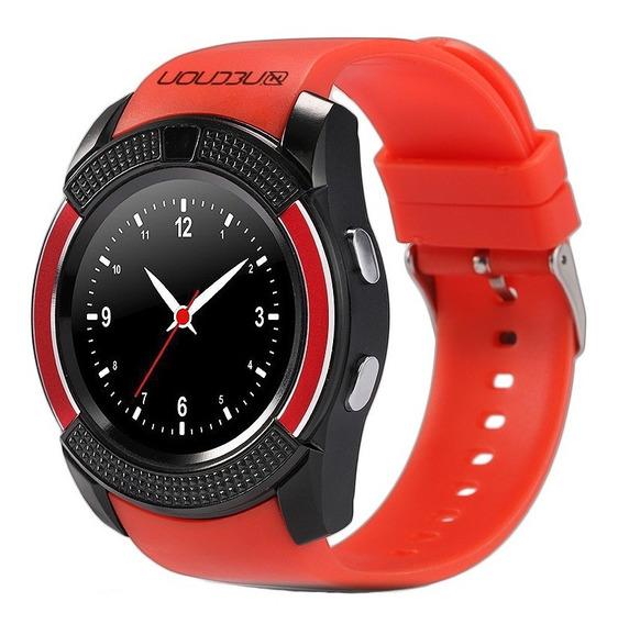 Reloj Inteligente Smart Watch Android Con Cámara Ergonómico