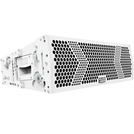 Caixa Line Array Ativo Mark Audio Lmk6 Fal 6 Polegadas 765w