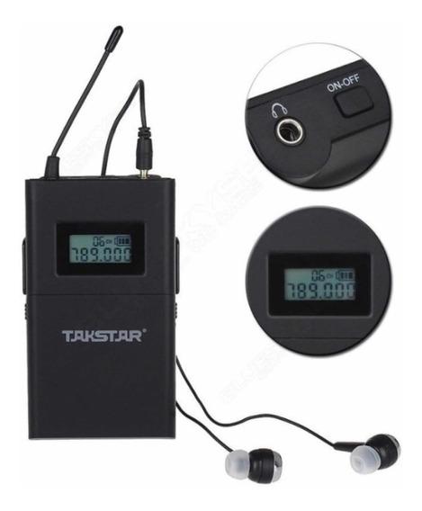 Takstar Wpm200 Apenas Receptor Frequência 780-789mhz Moxpad
