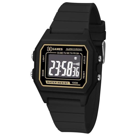 Relógio Unissex X-games Xgppd110 Pxpx