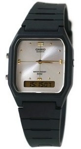Relogio Casio Aw-48 He-7avd Ana-digi Alarme Cronometro