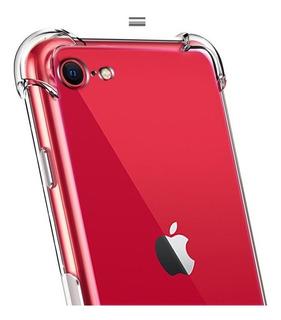 Carcasa Tpu iPhone Se2 2020 Estuche Forro Antichoque Reforza