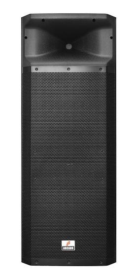 Caixa De Som Amplificador Duplo Arcano Duo-15 Hard 480w Usb