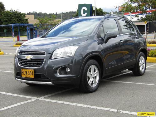 Chevrolet Tracker Lt At 1800cc Aa Ct 4x2