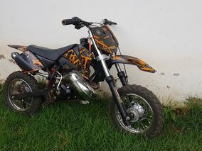 Mini Moto Cross 50 Cc