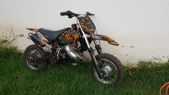 Mini Moto Cross 50 Cc