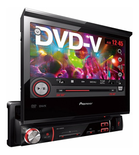 Reproductor Dvd Pioneer Avh 3550 Mp3 Pendrive Cd Original