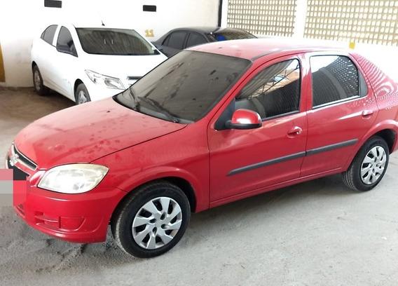Vendo Chevrolet Prisma 2012 Complet, Ipva Pago, Vermelho