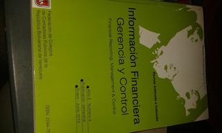 Libro Información Financiera Gerencia Y Control