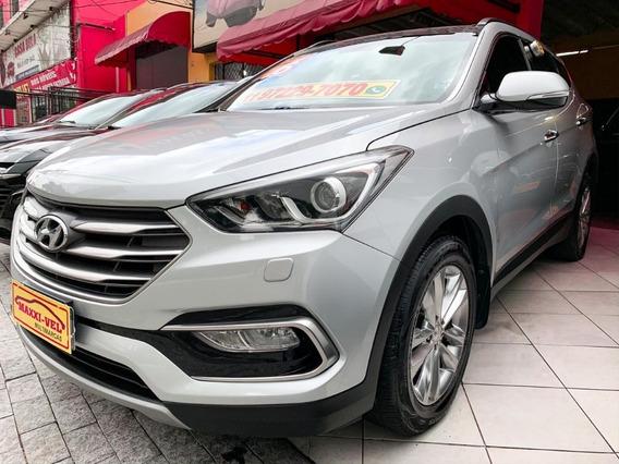 Hyundai Santa Fe 4x4 V6 7 Lugares Automático 2016 Gasolina