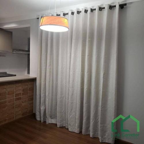 Imagem 1 de 6 de Apartamento À Venda, 80 M² Por R$ 535.000,00 - Ponte Preta - Campinas/sp - Ap1837