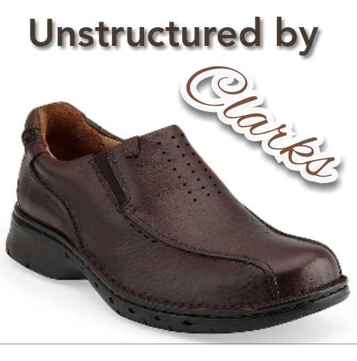 Clarks Unstructured Para Caballeros Zapatos en Mercado