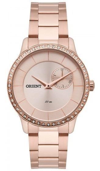 Relógio Orient Frssm025 R1rx Dourado Feminino - Refinado
