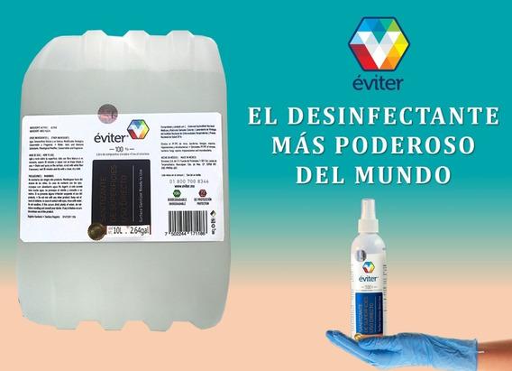 Éviter® - Sanitizante-desinfectante De Alto Nivel 10lt