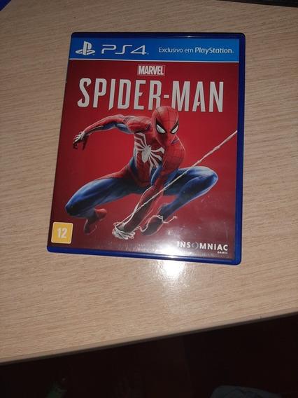 Spider-man (ps4) 100% Português (original) (semi-novo)