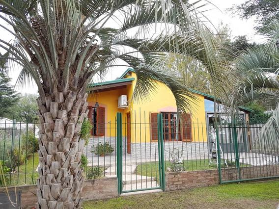 Linda Casa + Departamento En Playas De Oro, Villa Carlos Paz