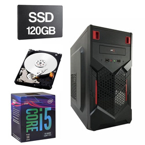 Pc Home Intel Core I5 8400 2.8ghz 8gb Ddr4 Ssd 120gb Hd 1tb