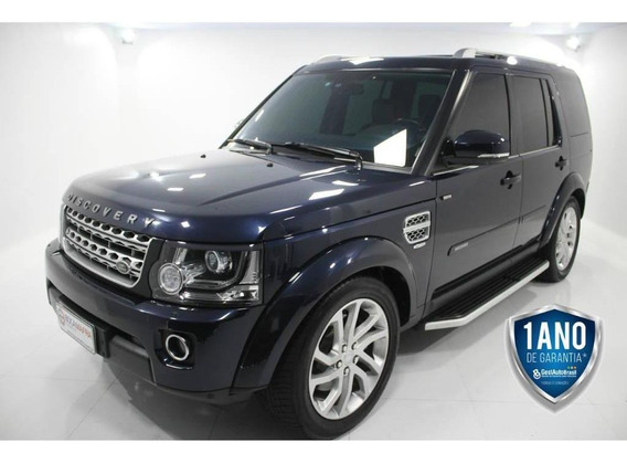 Land Rover Discovery 4 Hse Aut Top