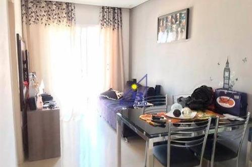 Apartamento Com 2 Dormitórios À Venda, 43 M² Por R$ 279.900,00 - Vila Alpina - São Paulo/sp - Ap4013