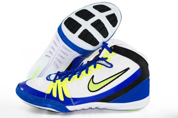 Entrega Inmediata! Zapatillas De Lucha Nike Freek 11.5us